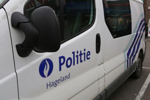 Politie Hageland
