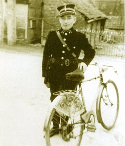 Champetter begin 20ste eeuw