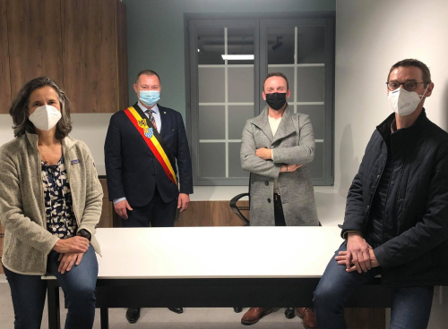 Nieuwe huisartsenpraktijk Wever