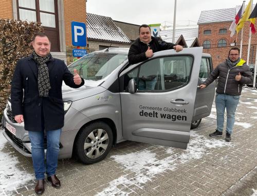 JAT en gemeente Glabbeek orrganiseren vervoer naar vaccinatiecentrum