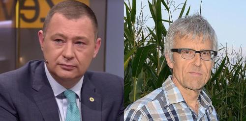 Burgemeester Glabbeek versus Marc Van Damme b