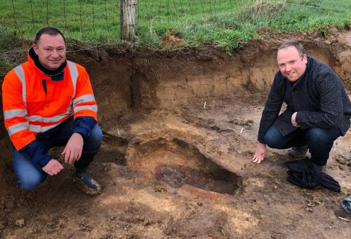 Peter en Jonas archeologische site