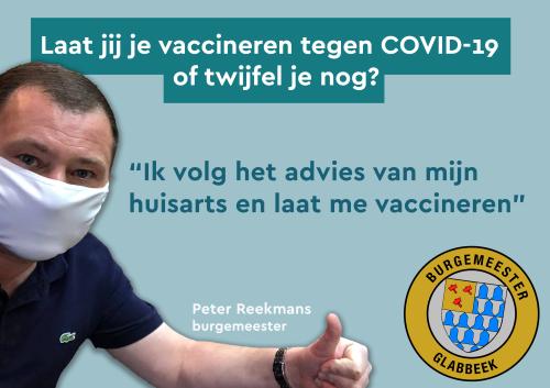 Vaccineren-reekmans