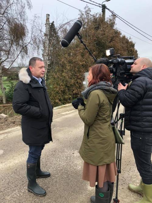 Peter Reekmans interview met het journaal van VRT