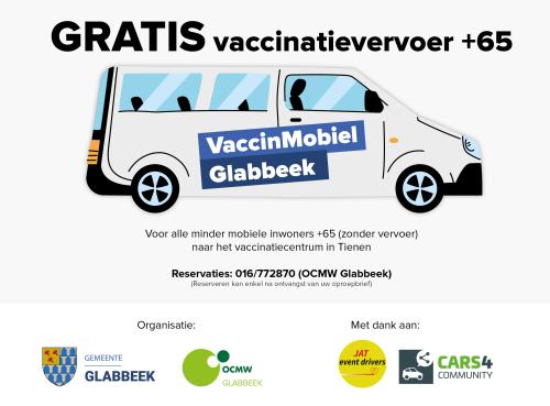 Vaccinatiemobiel glabbeek