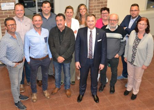 Fractie DP gemeenteraad