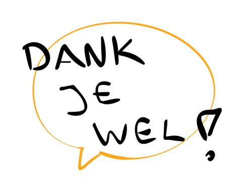 Dank-Je-Wel