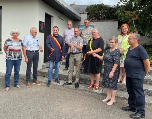 Opening lokaal Heemkundige Kring Glabbeek