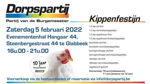 Kippenfestijn 2022