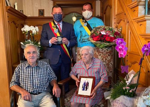 100 jarige Leonie